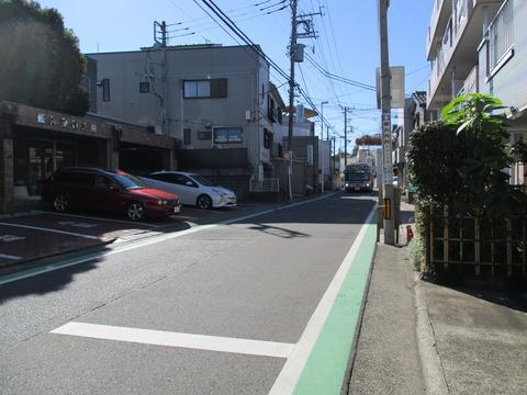 56旧綱島街道