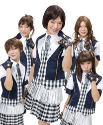 AKIBAアイドルコスチューム_チームCビックサイズ(