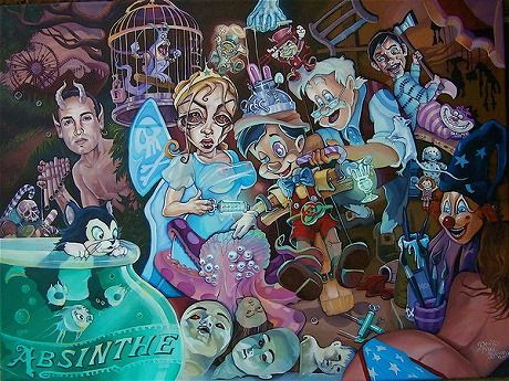__life_in_the_fast_lane___by_davidmacdowell