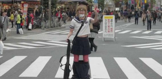 東京アンダーグラウンド、「PAINT YOUR TEETH」:ザイーガ