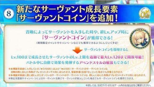 【FGO・画像あり】Lv120へのレベル上げは6周年キャンペーン中に行った方が良い模様wwwww←これマジ????