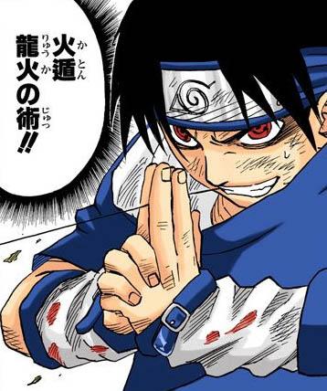 Katon - Ryuuka-no-Jutsu - image1
