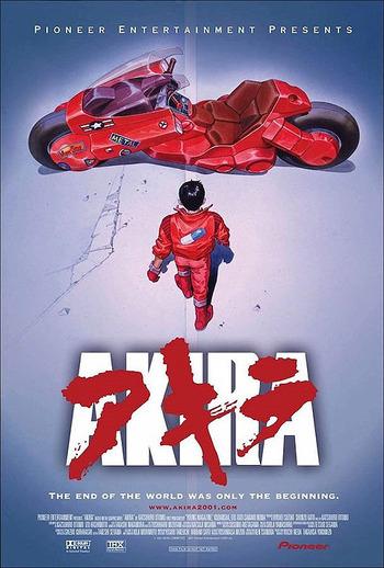 三大ガチで完成された名作アニメ映画「逆襲のシャア」「AKIRA」「オトナ帝国」