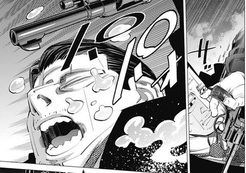 【ゴールデンカムイ 239話感想】宇佐美vs切り裂きジャック、最凶で最低のパオパオ対決が始まる!!