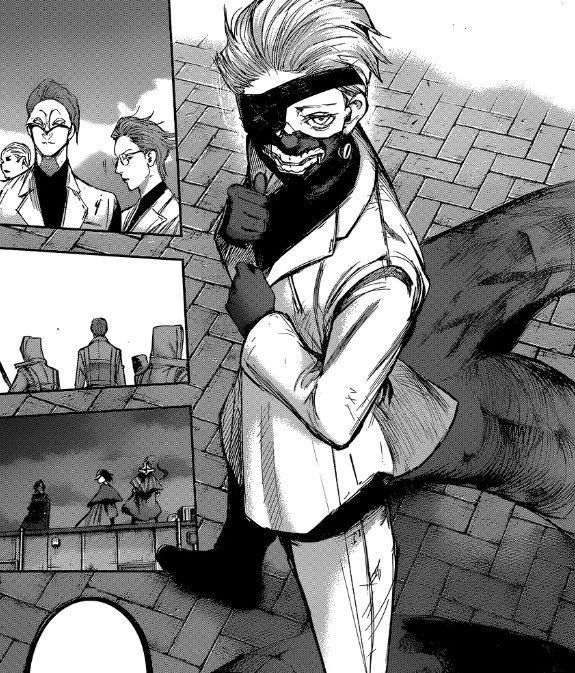 【東京喰種:re 106話ネタバレ】カネキ率いる「黒山羊」の戦力が圧倒的すぎる!!【画像】 | SOKU NEWS