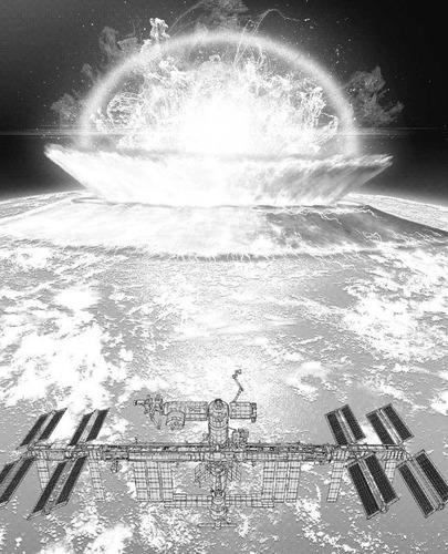 4d00a220 s - 【Dr.STONE43話感想】「人類最後の6人」の物語、始まる!!
