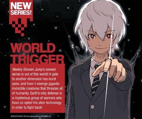 主人公 ワールド トリガー アニメ「ワールドトリガー」1期感想、凡人だけど努力する主人公が面白い!