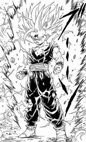b9f82483 - 【悲報】超サイヤ人、種類が増えすぎるwwwwwww【ドラゴンボール】