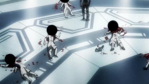 bfb9be60 s - 【テラフォーマーズアニメ3話感想】規制が酷すぎて、もはやギャグアニメだと話題にwwww【画像】