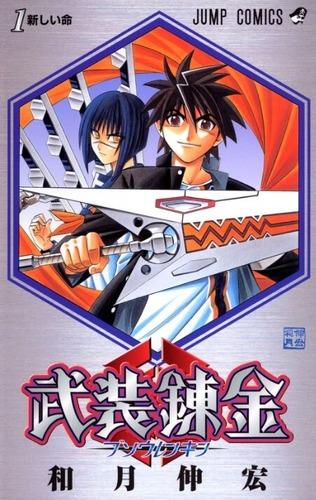 武装錬金 (2)
