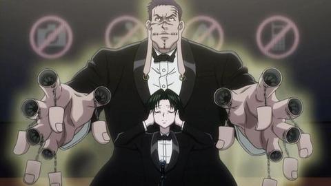 漫画とかで「拳銃使い」は沢山いるけど「機関銃使い」ってあまりいないよな!!
