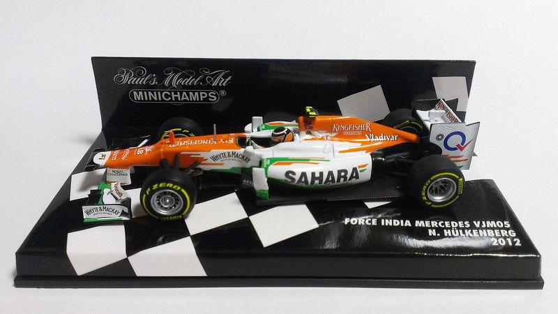 F1ミニカーあれこれ : フォース...