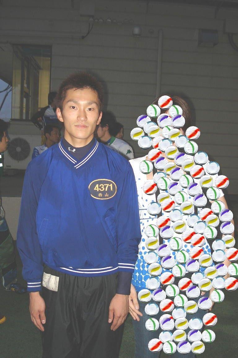 西山貴浩選手 : pasei81のブログ