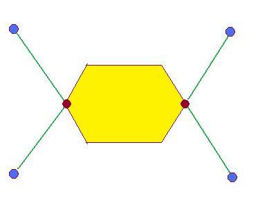 タープ平面図