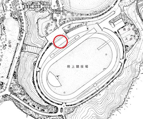 岩名陸上競技場