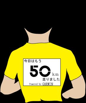 ランナー距離表示器