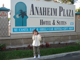 アナハイム プラザホテル