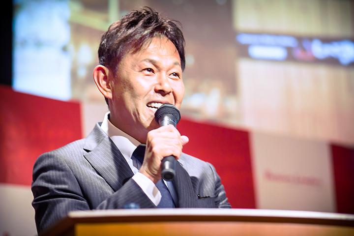 3位 株式会社ダイニングイノベーション Founder 西山 知義氏