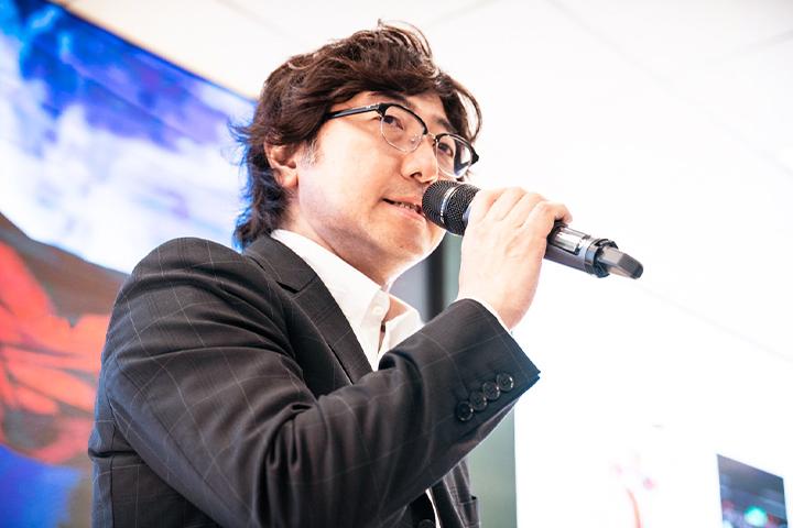 2位 C Channel株式会社 代表取締役 森川 亮氏
