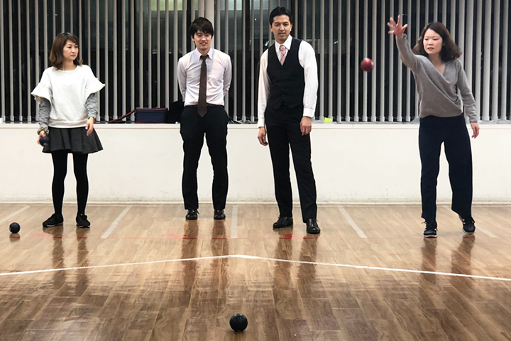 スポーツ部会エンジョイ企画