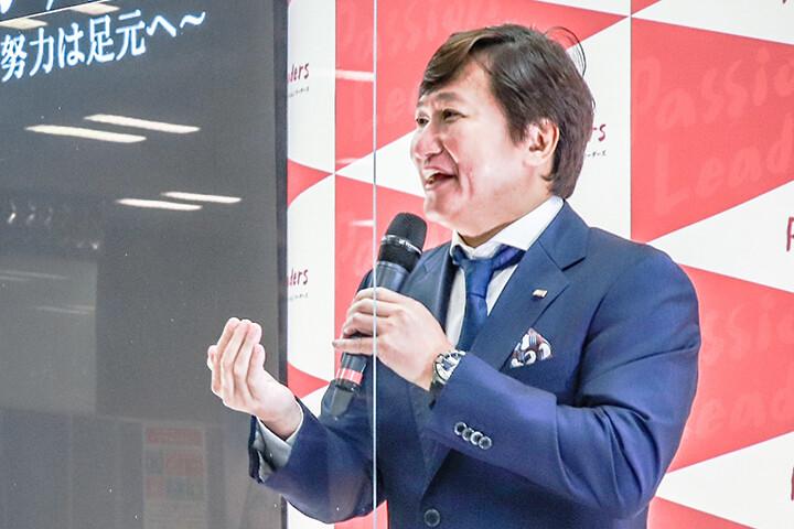 約7ヶ月ぶりの東京無料講演を開催しました