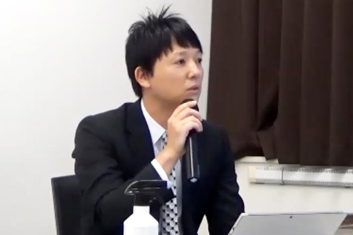 粕川 洋介氏(株式会社アークホールディングス 代表取締役)