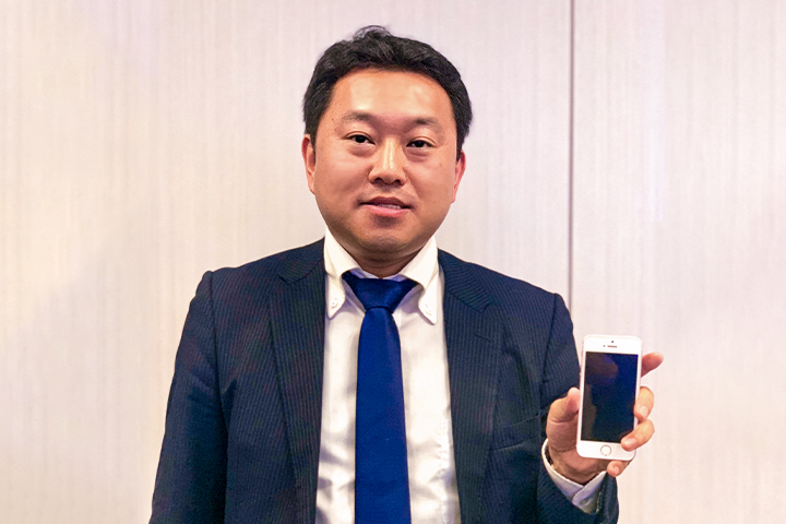 株式会社ライフェクト 代表取締役 廣川 知典 氏