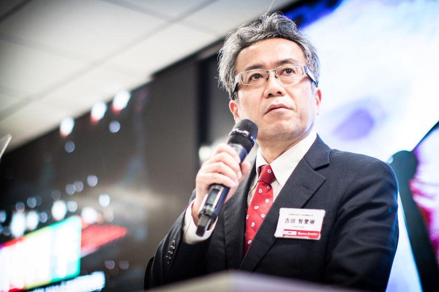 四季株式会社(劇団四季) 代表取締役社長 吉田 智誉樹 氏