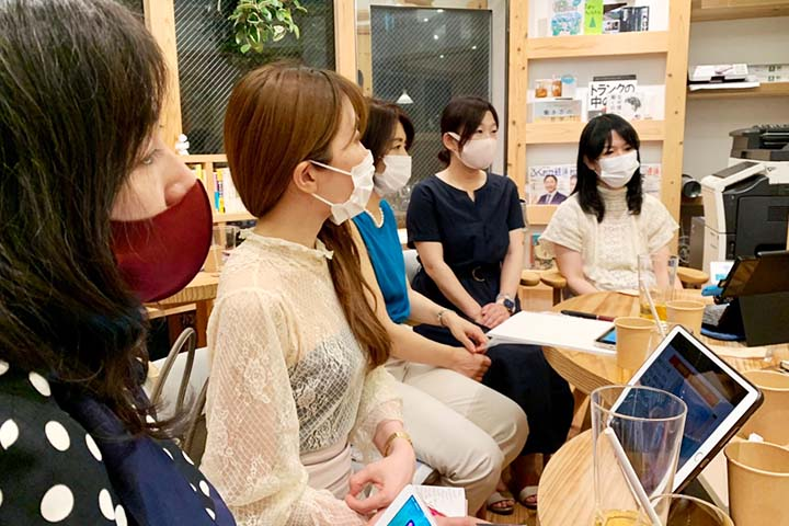 KYUSHU Branch女性同好会イベントを開催しました