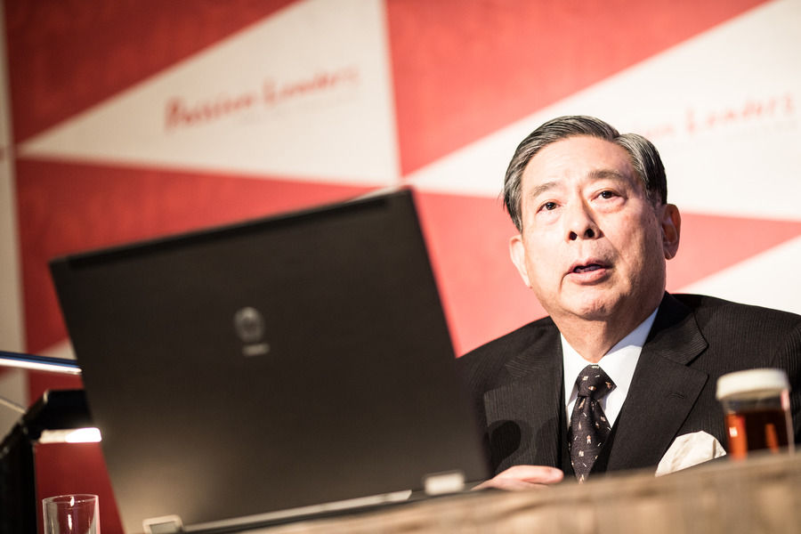 SBIホールディングス株式会社 代表取締役 執行役員社長 北尾 吉孝 氏