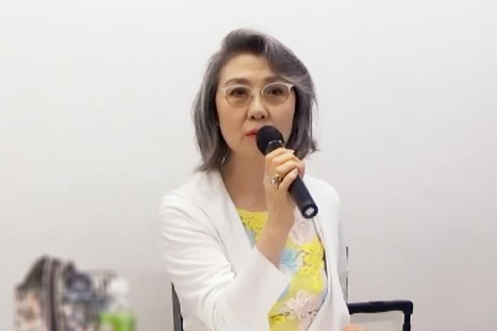 大丸 由喜子氏(株式会社大丸トレーディング 専務取締役)