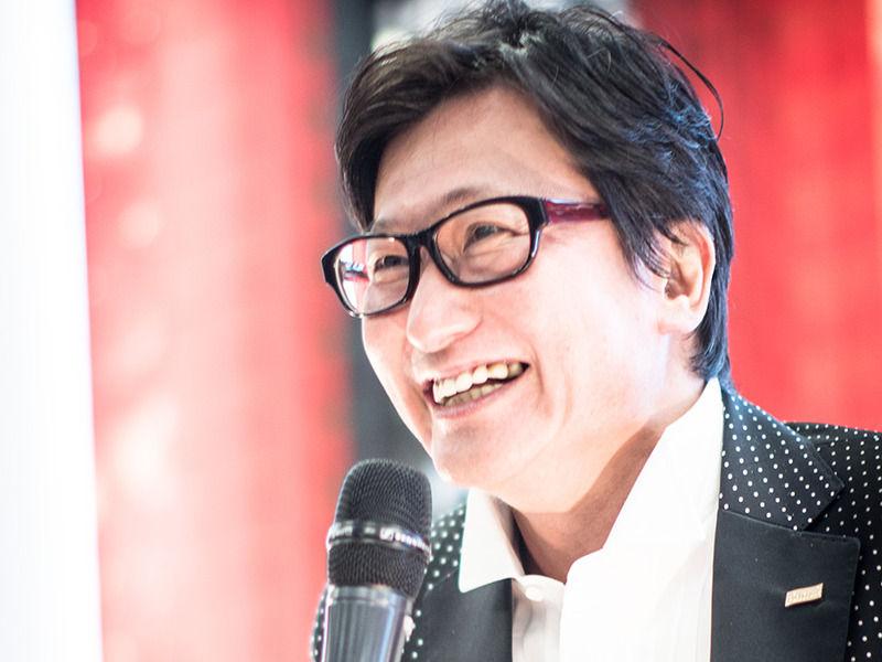 株式会社ネクシィーズグループ 代表取締役社長 兼 グループ代表 近藤 太香巳 氏