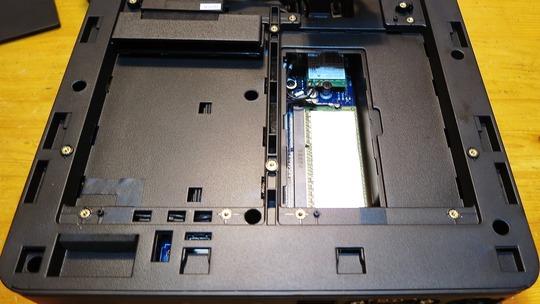 VivoMini VC65 中蓋 メモリスロット蓋