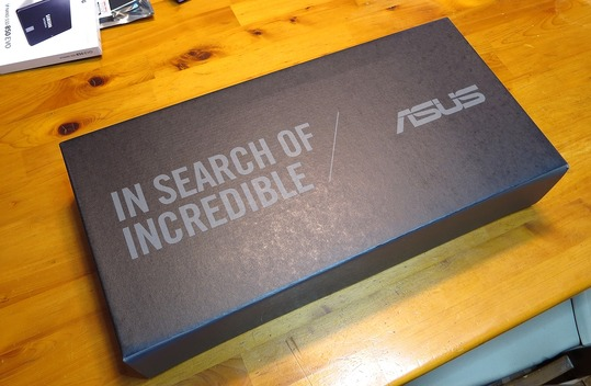 IN SEARCH OF INCREDIBLE ASUS