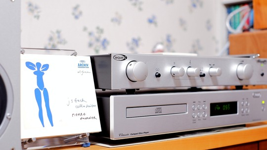 CREEK CLASSIC CD + EMF Sequel2