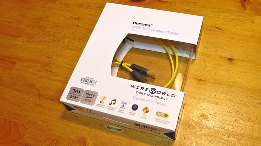 Wireworld Chroma USB package1
