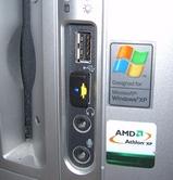 超小型MicroSDカードリーダー