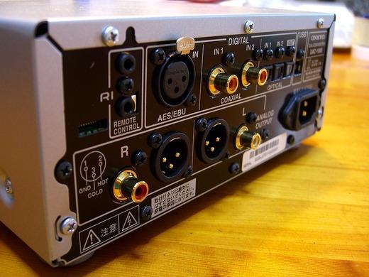 ONKYO DAC1000_rear