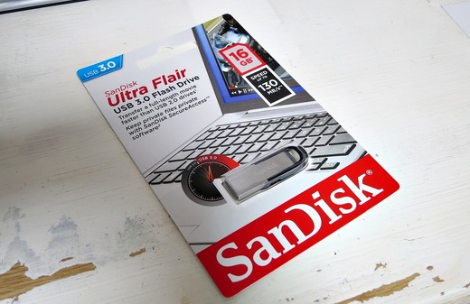 SanDisk Ultra Flair USB3.0
