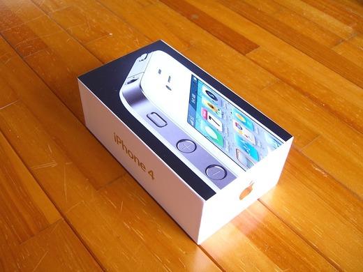 iPhone4パッケージ