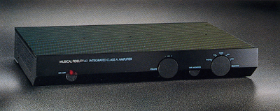 Musical Fidelity A1 Reference