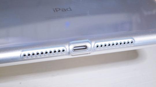 新型iPad miniのスピーカー音質