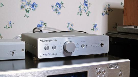 Cambridge Audio Azur DacMagic Plus 5