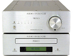AUDIO ANALOGUE primo2