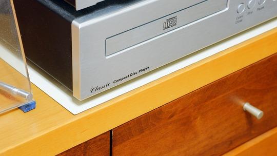ABA SUNSHINE 超薄型制振シート CREEK CLASSIC CD
