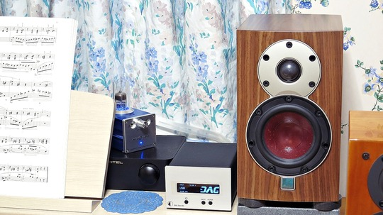 DALI MENUET Miuaudio MKTP-2 Pro-Ject DAC Box DS