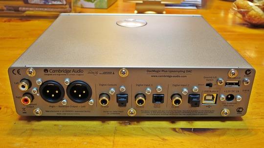 Cambridge Audio Azur DacMagic Plus 4