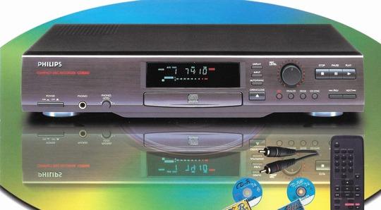 PHILIPS CDR880S