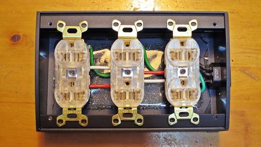フルテック e-TP60 inside