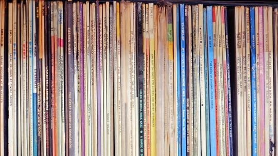LPレコードコレクション
